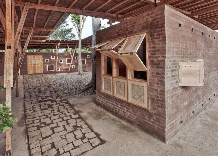 TYIN tegnestue architects: cassia coop training centre