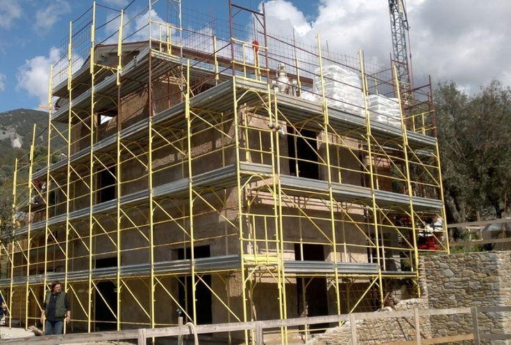 Progetto Realizzazione Cappotto Termico Villetta | Idee Isolamento