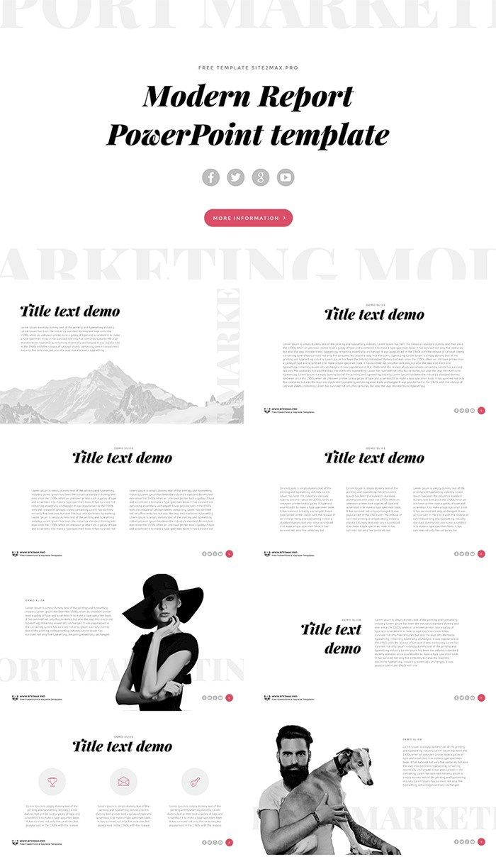 39 best best free powerpoint templates for 2018 images on pinterest download 25 free professional ppt templates for projects ranging from modern clean stylish beautiful and most importantly free powerpoint templates toneelgroepblik Images