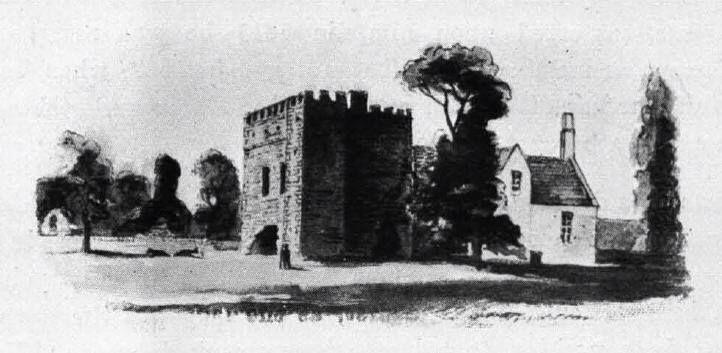 Ballyfermot castle