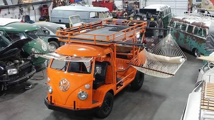 Baja Bus with dual hammocks | ☆ Start Your Engines ☆ | Suv ...