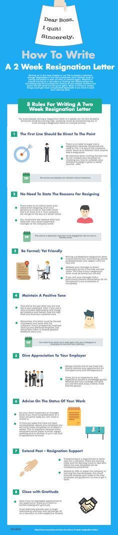 The 25+ Best Ideas About Job Resignation Letter On Pinterest