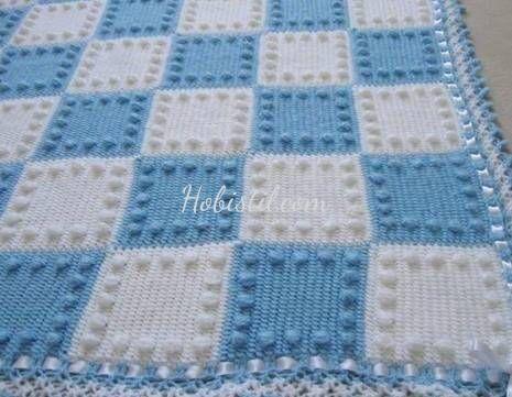 Tunus İşi Battaniye Modelleri Birçok bayan bebek battaniyesi konusunda tercihini Tunus işi battaniye modelleri yapmaktan yana kullanıyor. Tunus, diğer adı