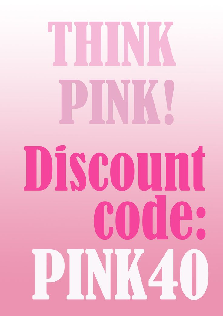 Coming this weekend, our amazing Pink Promotion – 40% off all products containing Pink! www.zipit-online.com