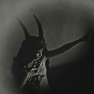 NEWS: 1. I've finished all the crowns and uploaded them on blog (link in bio)  2. I've rearranged the website and it's the cutest  and gloomiest page ever. Even when opened from phone. But I suggest to open it from PC.  3. I still didn't make PayPal account so only people from Europe can order stuff.  #horns #papiermache #handmade #witch
