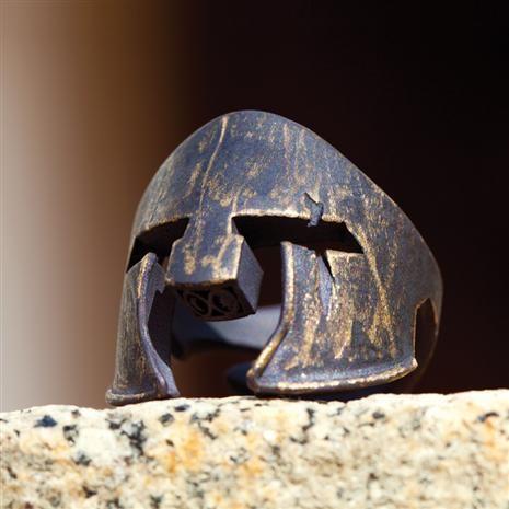 Spartan Legends Ring