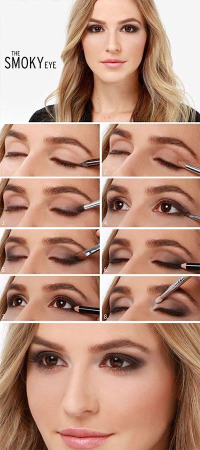 subtle-natural-smokey-eyeshadown-brown-eyes2.jpg (400×900)