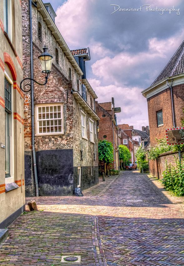 Een mooi straatje in Amersfoort