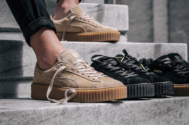 puma creepers scarpe