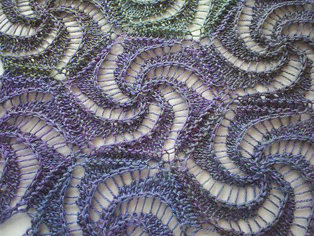 Ravelry: seiding's Swirl Scarf