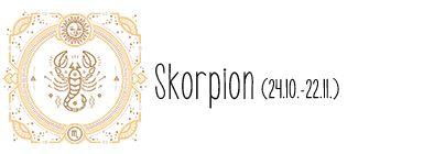 SKORPION 2017 Jahreshoroskop – GRATIS für die Skorpionfrau