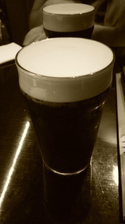 Guinness.