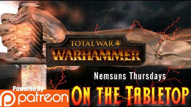 [TRAILER] Total War: Warhammer - NEW SERIES - Intro Cinematic