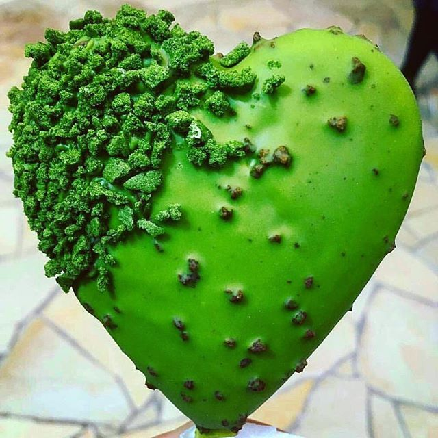 Happy Valentine Day Feel the love with this delicious matcha heart-shaped ice cream!  . (Cr.  @yuko.jp ) . #valentines #matcha #matchaicecream #matchaeats #love #valentines2017 #matchatea #treat #yummy #healthy #foodporn #foodgasm #matchagreentea #matchaholic #loveyouall