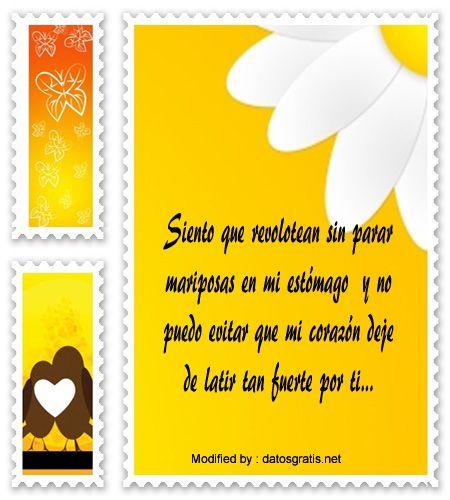 mensajes hermosos de amor para mi novia,mensajes bonitos de amor para mi enamorada: http://www.datosgratis.net/piropos-para-enamorar-a-un-hombre/