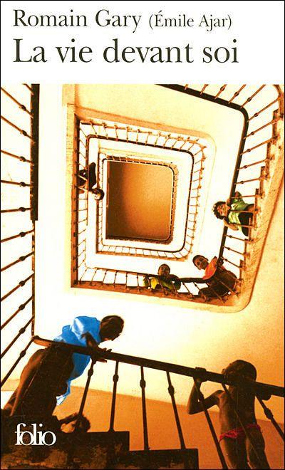 """""""Je pense que pour vivre, il faut s'y prendre très jeune, parce qu'après on perd toute sa valeur et personne ne vous fera de cadeaux"""".  La Vie Devant Soi - Romain Gary (Emile Ajar)"""