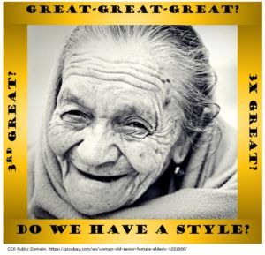 Multi-great style_Great-great-great_Summary Image