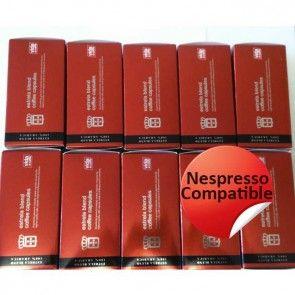 Vida e- regular (100 Compatible Nespresso Capsules )-STRENGTH 7/10