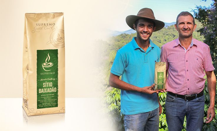 """Greetings from the Da Silva family, the producer of the award winning """"Sítio Baixadão""""! They won 1st place at Cup Of Excellence twice for a reason - their coffee is phenomenal AND they really love their plants! Their latest harvest is available now, you have to try it! #brazil #CupOfExcellence #microlot #sitiobaixadao #directtrade #specialtycoffee #supremokaffee #supremocoffee #kaffeerösterei #artisancoffee #ilovecoffee #lieblingskaffee #münchen #munich #naturalcoffee #singleorigin…"""