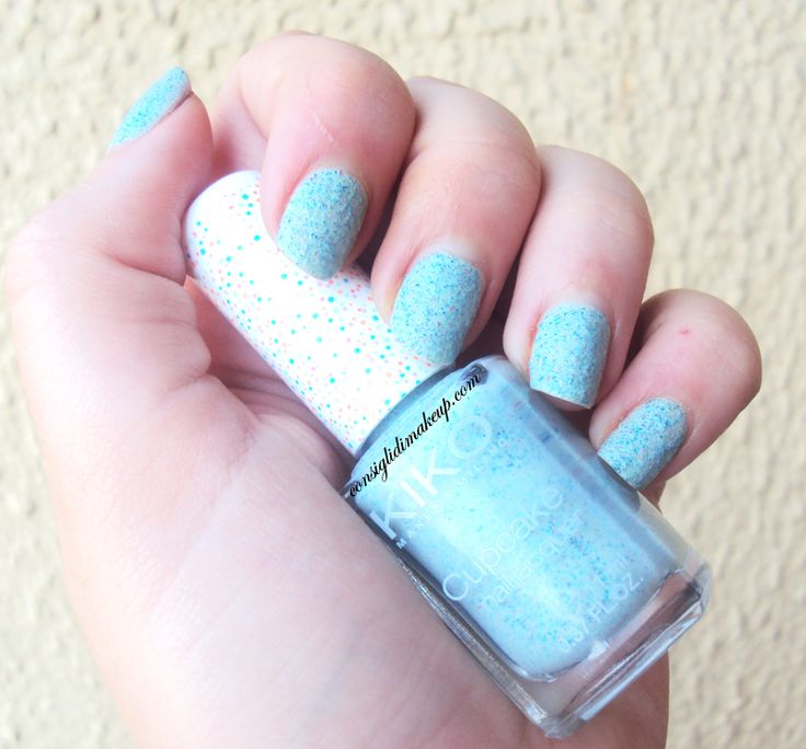 Consigli di Makeup: NOTD:  Cupcake Nail Lacquer  n°655 - Kiko Cosmetic...