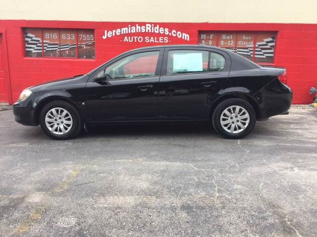 2010 Chevrolet Cobalt for sale at Jeremiah's Rides LLC in Odessa MO