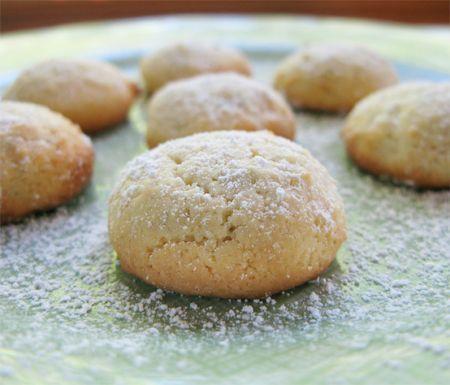 Ricette Dolci: biscotti al limone di Anna Moroni