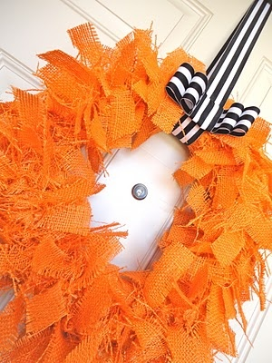 Halloween Rag Wreath tutorial: Wreaths Tutorial So, Rag Wreath Tutorial, Crafty Wreaths, Simply Wreaths, Wreaths Wreaths, Wreaths Tutorials So, Rag Wreaths Tutorials, Halloween Wreaths