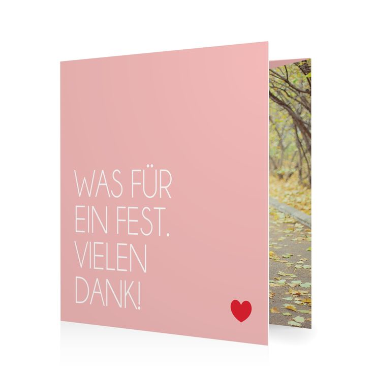 Dankeskarte https://www.goldbek.de/hochzeit/hochzeitskarten/danksagung/dankeskarte-klares-ja?color=antikrosa&design=a3701&utm_campaign=autoproducts