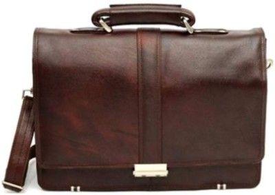 C Comfort EL01 15 inch Expandable Laptop Messenger Bag EL01 Brown - Price in India   Flipkart.com