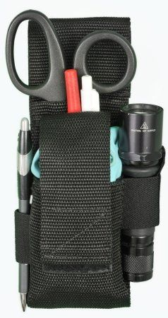 Amazon.com: Large EMT/Tool & Tactical Light Pouch - Black: Health & Personal Care