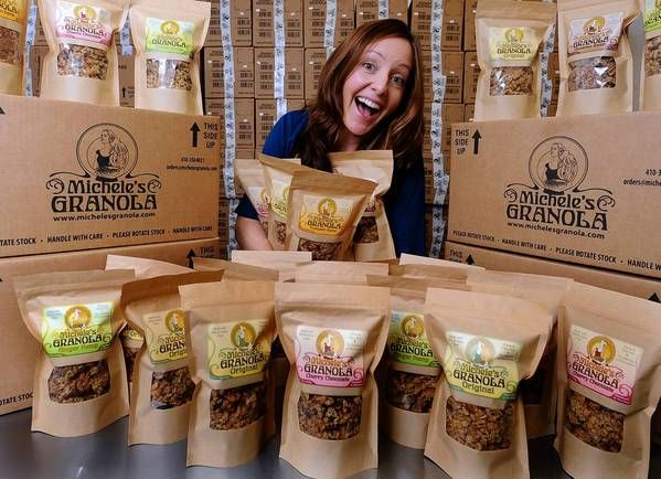 Timonium bakery Michele's Granola grows from kitchen hobby into crunchy success