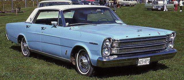 1966 Ford Galaxie Sedan