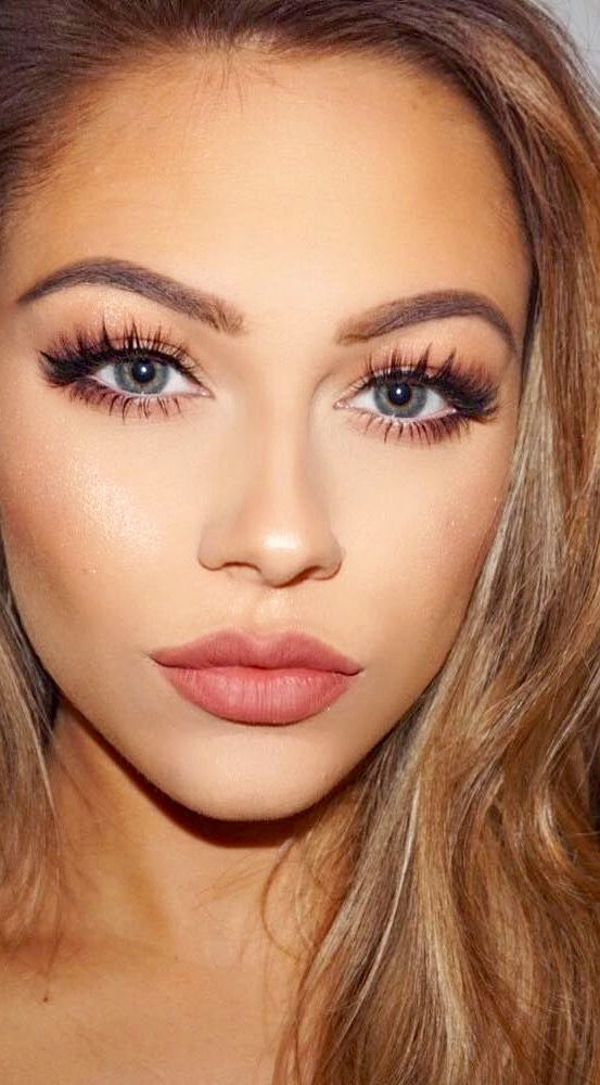 Lashes on point