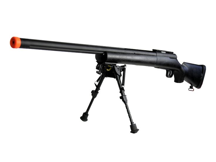 The Best Airsoft Sniper Rifle on the Market: Top 6 Out of the Box in 2018