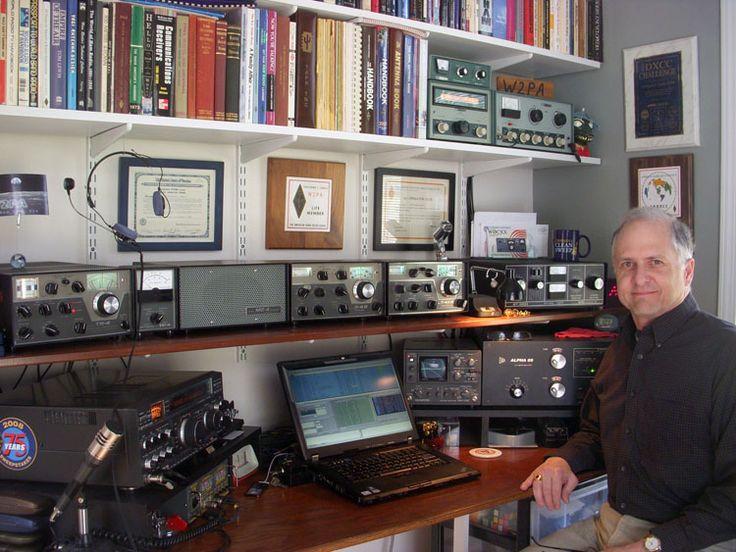 Chris Codella, Amateur Radio W2PA