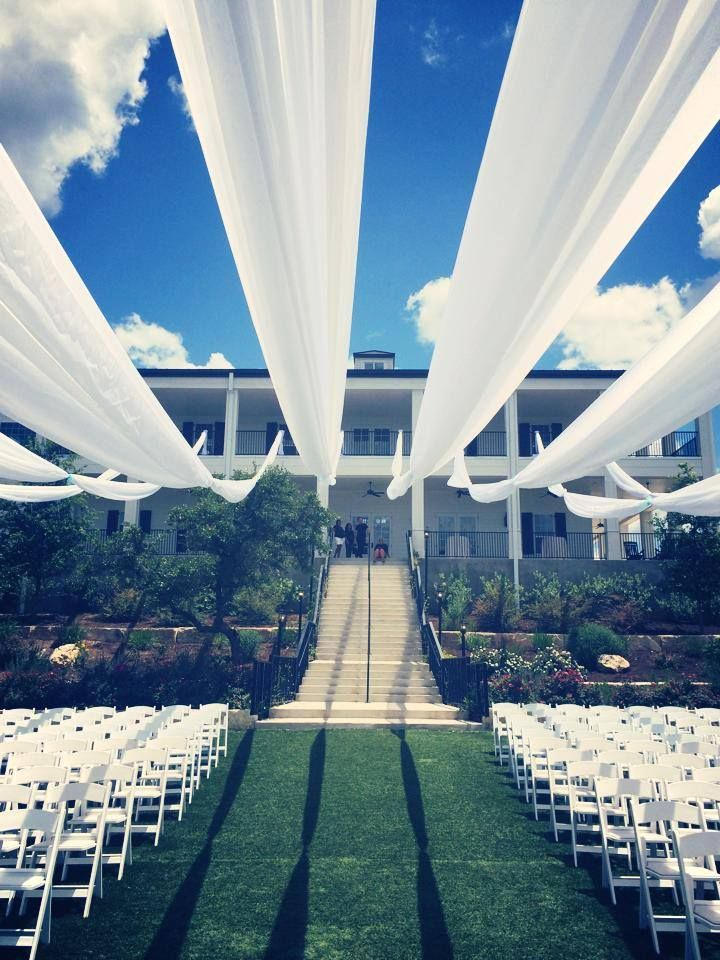 My Dream Wedding Venue!!  Kendall Plantation Boerne Texas DPC Event Services -San Antonio