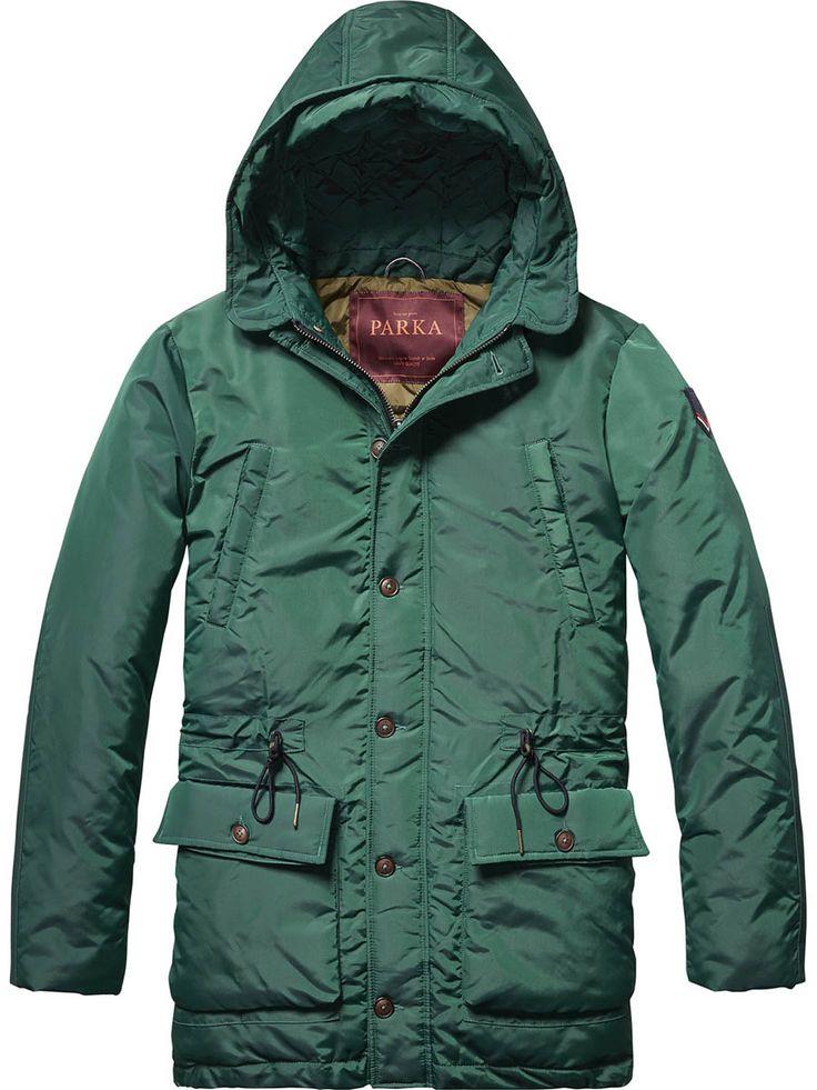 Куртка пуховик scotch&soda (арт. 132.1504.0810127002.72) | Мужская одежда в интернет-магазине