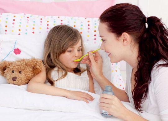 Domowe syropy dla dzieci – przepisy
