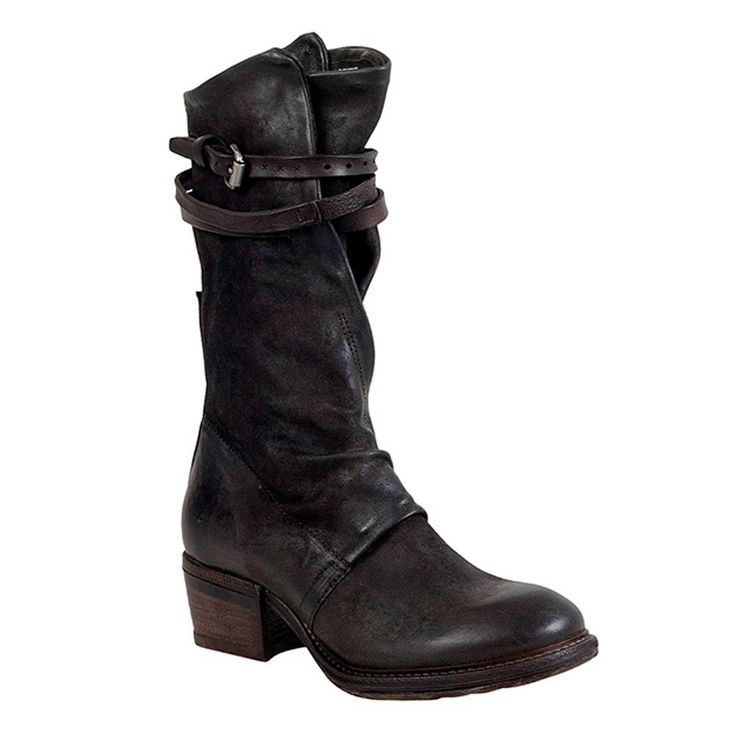A.S.98 Carter Women's Mid-Calf Boot
