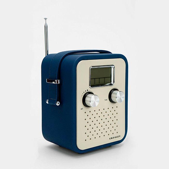 Radio Songbird Crosley - Azul  http://followtheforest.com/tocadiscos-radios/54-radio-parlante-songbird-azul.html