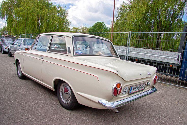 1965 Ford Consul Cortina MkI