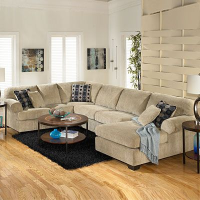 Signature Design By Ashley® Brycelyn 3 Piece Sectional At Big Lots.
