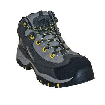 McRae Women's Mid Steel Toe Hiking Boots