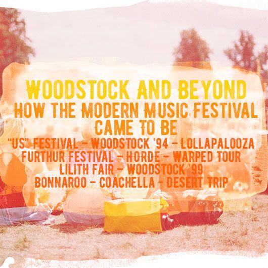Woodstock et au-delà: comment le festival de musique moderne est venu