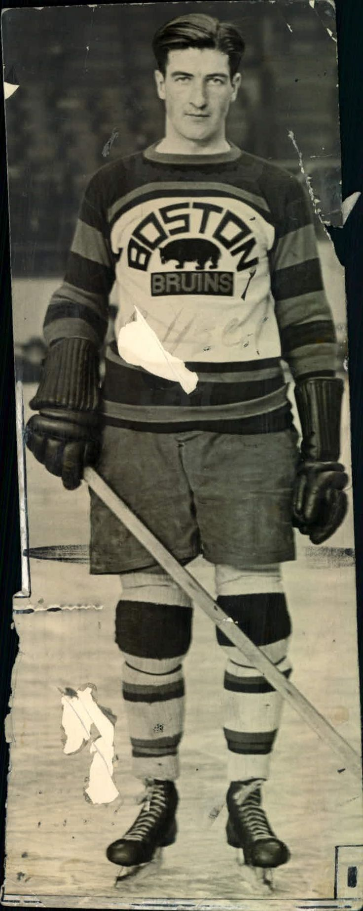 1929 bruins - Old School Hockey all the way!