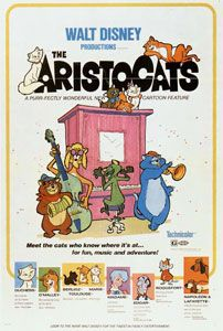 the Aristocats, 1970