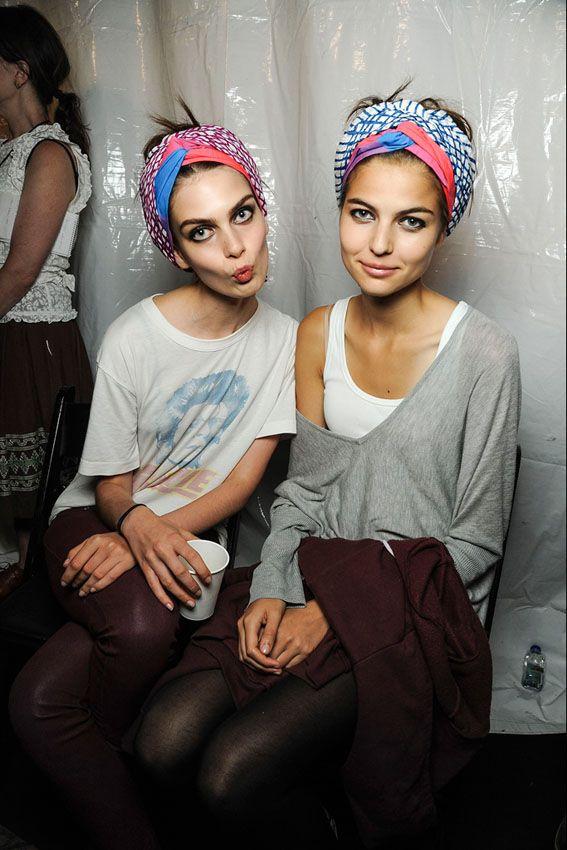 still into turbans