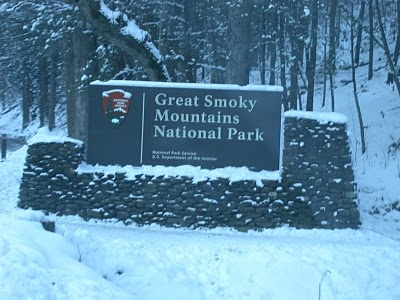 Snow Smokies Smoky Mountains Pinterest Gatlinburg