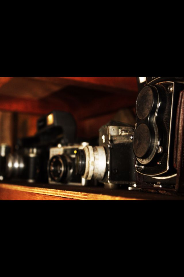 #old #camera #vintage very very expensive but so cool