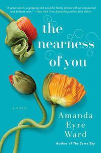The beautiful cover of Amanda Ward's The Nearness of You  matches the contents. It's one of our top book club books for 2017.